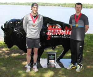 buffalo tri - jared